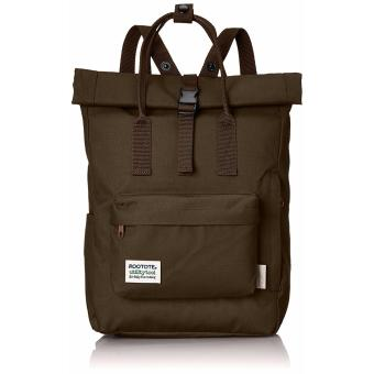 Rootote Ceoroo 2-Way Tote Backpack (Olive/Green)