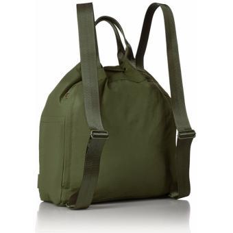 Rootote Ceoroo V2 2-Way Tote Backpack (Khaki) - 2