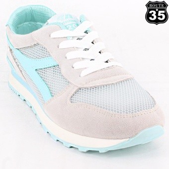 ROUTE35 Finney Sneakers Low Cut Shoes (Sky Blue C06) Price Philippines