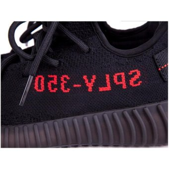 Running shoes for Yeezy Boost 350 V2 Core Black Red - intl - 5