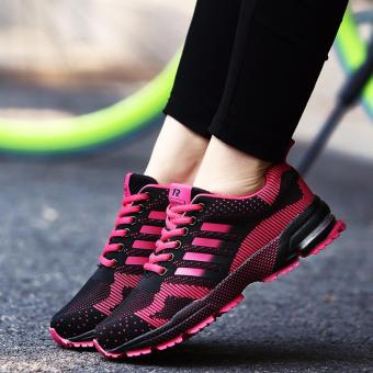Running Shoes Women Sneakers Casual Athletic Shoes(red) - intl - 5