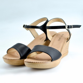 Rusty Lopez Wedge Sandals