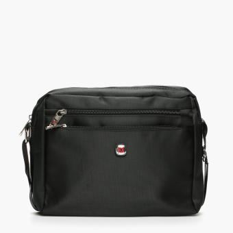 Salvatore Mann Fang Messenger Bag (Black) Price Philippines