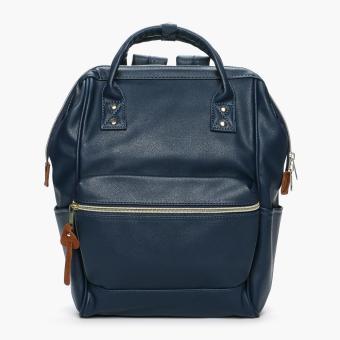 Salvatore Mann Laith Backpack (Blue)