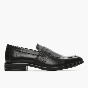 Salvatore Mann Mens Nicoll Penny Loafers (Black) Price Philippines
