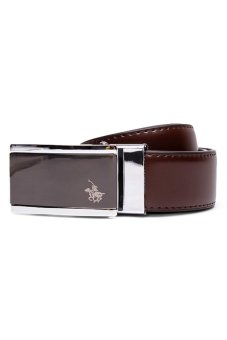 Santa Barbara Polo & Racquet Club Genuine Leather Belt (Brown) Price Philippines