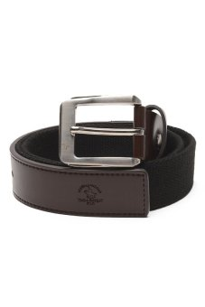Santa Barbara Polo and Racquet Club Belt (Black)