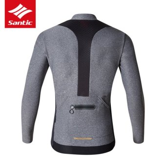 Santic Antu-UV Women Long Sleeves Cycling Jerseys Breathable Cycling Clothing Comfortable Bicycle Tops Bike Clothes Spring Summer - intl - 4