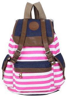 Sanwood® Canvas Leisure Bag Pink