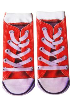 Sanwood® Unisex Fashion 3D Printed Patterns Socks Hosiery Style 4