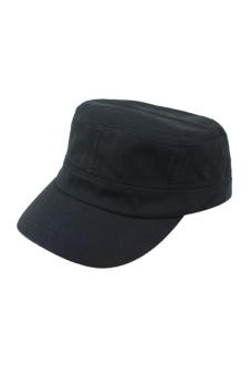 Sanwood Vintage Military Adjustable Hat Black - picture 2