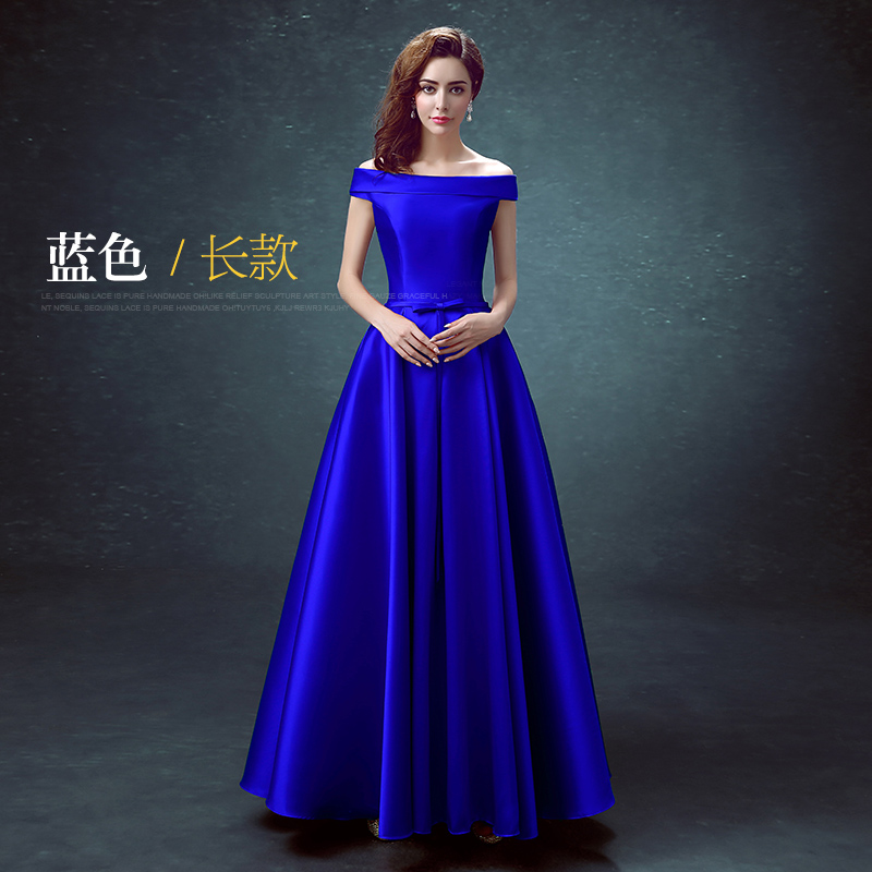 Awesome Sapphire Blue Wedding Dress Contemporary - Styles & Ideas ...