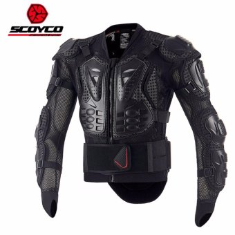 Scoyco AM02 motocross armor motorcycle off road armour Racing Full Protector Gears motorcycle cross country armor Body - intl