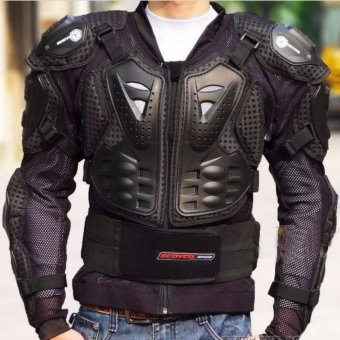 Scoyco AM02 motocross armor motorcycle off road armour Racing Full Protector Gears motorcycle cross country armor Body - intl - 4