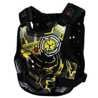 Scoyco AM06 Motorcycles armadura Motocross Chest Back ProtectorArmor Vest Racing Protective Body-Guards - intl Price Philippines