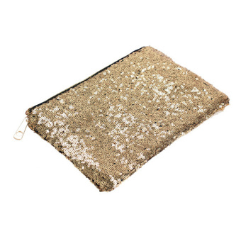 Shining Sequins Handbag Glitter Spangle Clutch Bag for Party Evening - picture 2