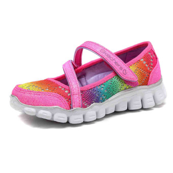 Skechers female spring New Style Children vigorous shoes children's shoes
