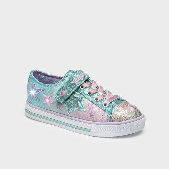 Skechers Girls Twinkle Toes Enchanters Sneakers