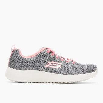 Skechers Ladies Burst New Influence Sneakers (Gray)