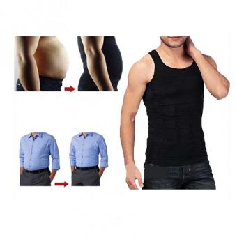 Slim N Lift Slimmig Vest for Men (Black)