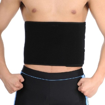 Slimming Belly waist Abdomen Shaper Tummy Cincher Girdle Belt BurnFat - intl