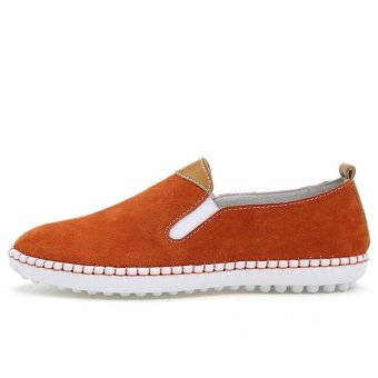 Slip-Ons for Women's loafers Lazy shoes Fashion casual shoes - intl - 2