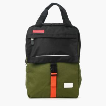SM Accessories Mens Backpack (Black)