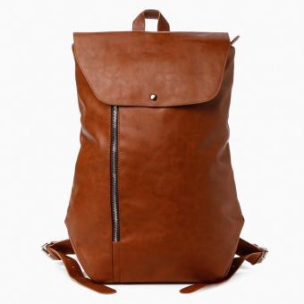 SM Accessories Mens Backpack (Tan)