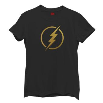 Smartieshirt The Flash for Women (Black)