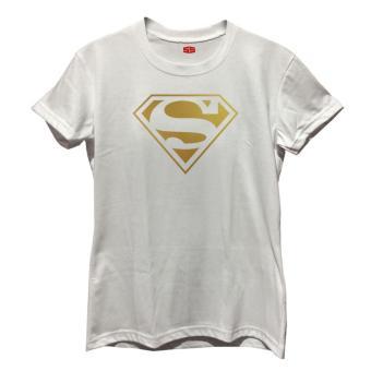 Smartieshirt Wonderwoman Shirt (White) - 2