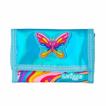 smiggle.rainbow flap wallet
