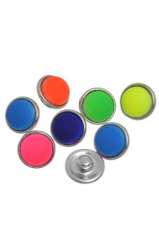 Snap Mini Buttons Bracelet Multicolor