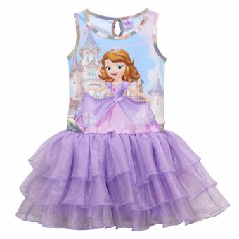 Sofia The First Princess Tutu Dress (Lavender) Price Philippines