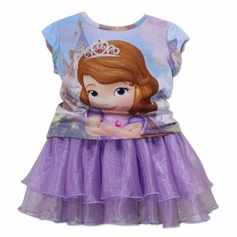 Sofia The First Skirt Set (Lavender) Price Philippines