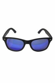 Sol Originals Wayfarer Sunglasses Black/Blue with Wayfarer Sunglasses Yellow/Pink