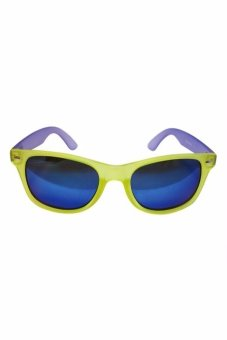 Sol Originals Wayfarer Sunglasses Black/Red with Wayfarer Sunglasses Yellow/Violet - picture 2