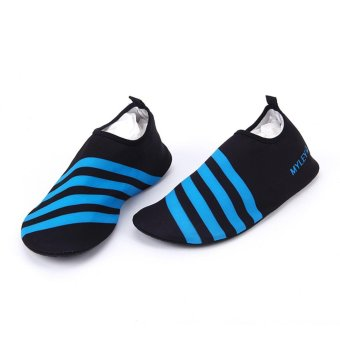 Sport Surf Aqua Beach Yoga Swim Water Socks Shoes - intl
