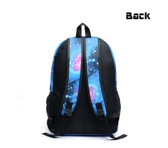 Star Anime Sword Art Online Bags for Teenagers Luffy School BagsChildren SAO Luminous Backpack Boys Girls Shoulder Bags Gifts -intl - 2