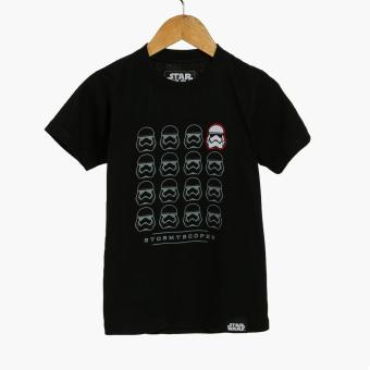 Star Wars Boys Graphic Tee (Black) Price Philippines
