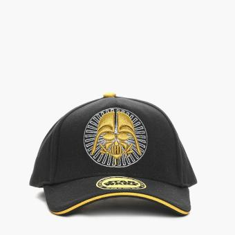 Star Wars Mens Snapback Cap (Black)