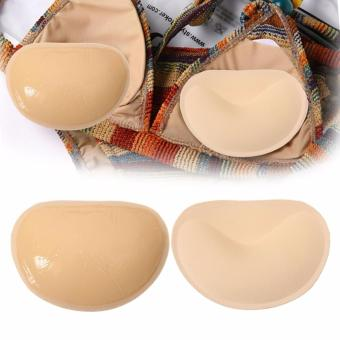 Stick On Adhesive Gel Push Up Bra Inserts Pads Breast Enhancers Bikini Swimwear