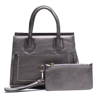 Sugar Aiman Top-Handle Bag with Wristlet (Bronze) Price Philippines