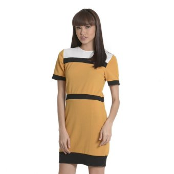 Sugar Clothing Elise 02 Dress (Brown/Black)