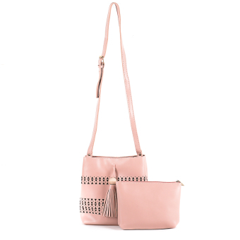 Sugar Genoa 02 Cross body bag (Pink) Price Philippines
