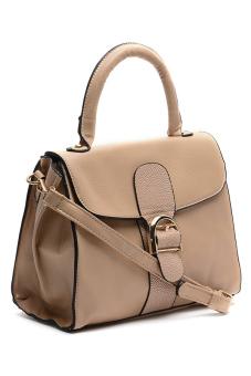 Sugar Monique Handbag (Cream)
