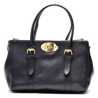 Sugar Rohelle Top-Handle Bag (Black)