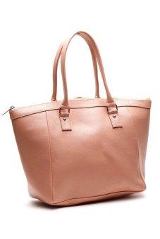 Sugar Yvonne Tote Bag (Peach)
