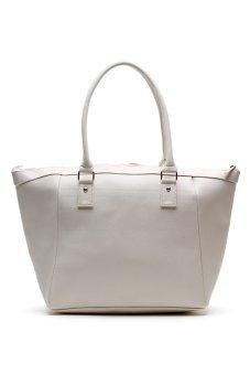 Sugar Yvonne Tote Bag (White)