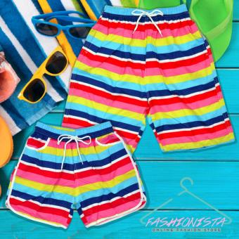 Summer Couple Casual Shorts Beach Wear Swim Wear