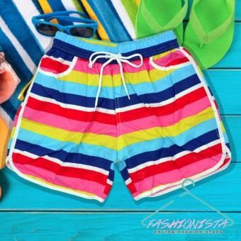 Summer Couple Casual Shorts Beach Wear Swim Wear - 3